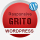 Gritoo – Wordpress Responsive Theme - ThemeForest Item for Sale