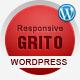 Gritoo – Wordpress Responsive Theme