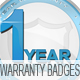 WarrantyBadges - GraphicRiver Item for Sale