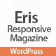 Eris - Responsive WordPress Magazine Theme - ThemeForest Item for Sale