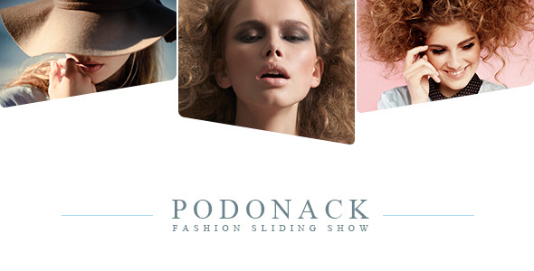 After Effects Project - VideoHive Podonack Fashion Sliding Show 3279298