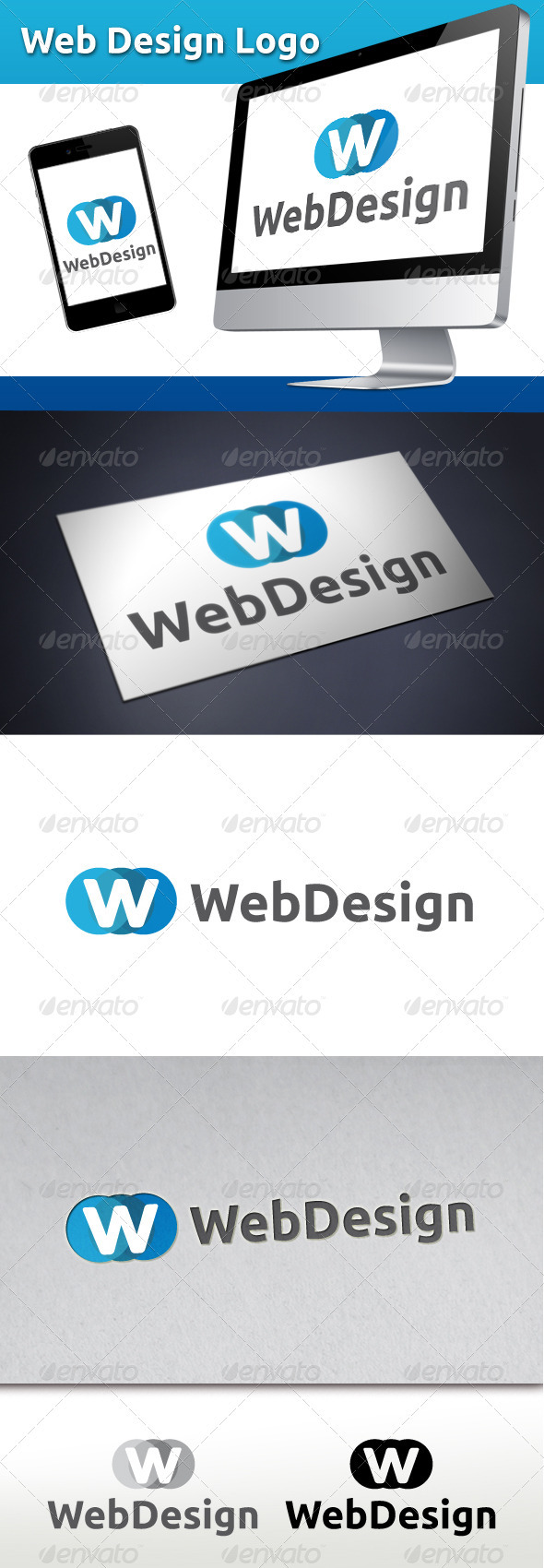GraphicRiver Web Design Logo 1 3279340