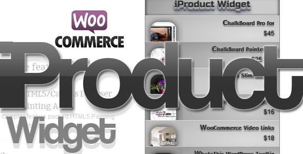 CodeCanyon WooCommerce iProduct Widget 3280243