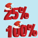 Christmas Price Tag - GraphicRiver Item for Sale