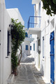 Typical small street in Greece - PhotoDune Item for Sale