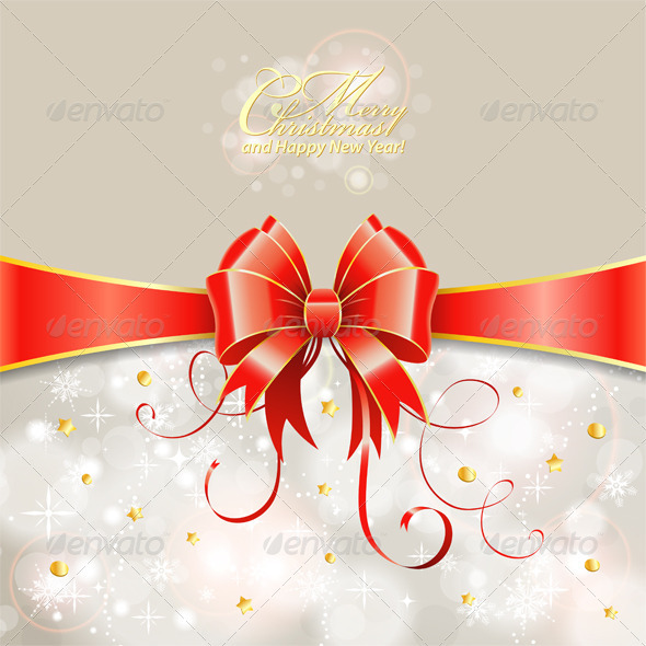 GraphicRiver Christmas Greeting Card 3281395