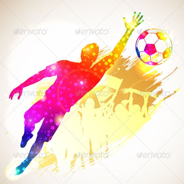 GraphicRiver Soccer Goalkeeper 3281520