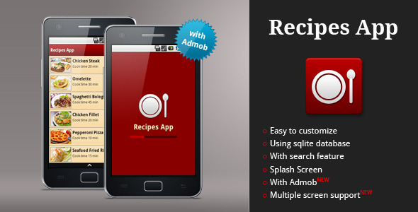 Best android app with source code social media and tech blog recipes app is an application under android platform which can be used to create application about food recipes if you are a chef or have hobby in cooking forumfinder Gallery
