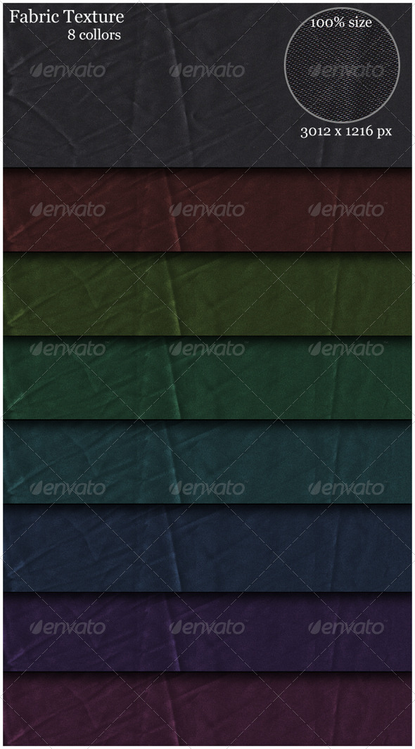 GraphicRiver Fabric Texture 3269589