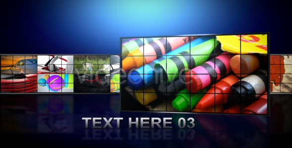 After Effects Project - VideoHive Multi Screen Display 115258