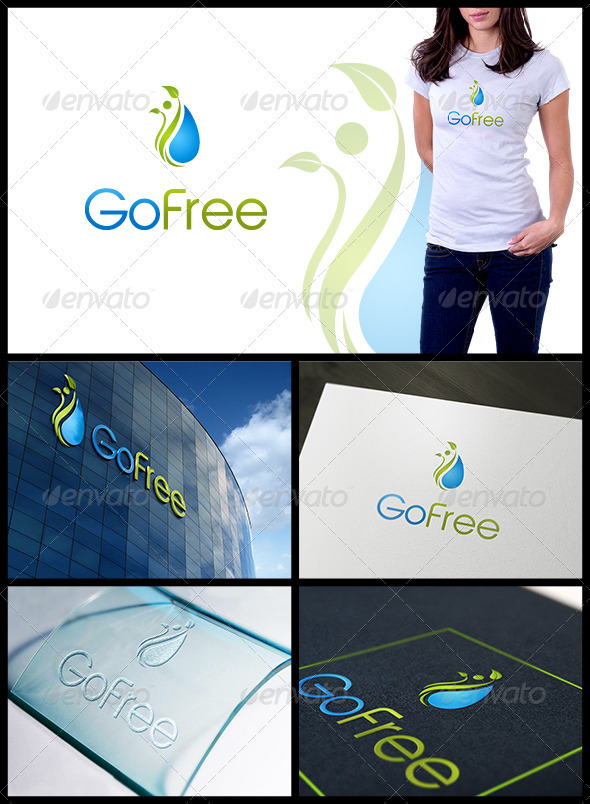GraphicRiver Go Free 3283643