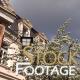 """Village -Cherrytree"" Stock Footage Full HD H264"