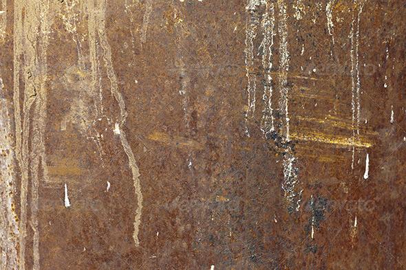 GraphicRiver Vintage Rusty Grunge Iron Textured Background 3283997