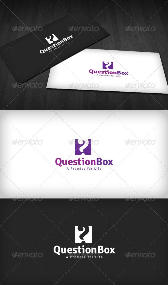 GraphicRiver Question Box Logo 3284649