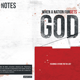 When a Nation Forgets God Bulletin Template - GraphicRiver Item for Sale