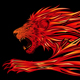 Flame Lion - GraphicRiver Item for Sale