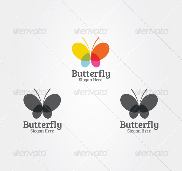 GraphicRiver Butterfly 3272281