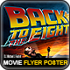 Back To The Eighties Movie Poster - GraphicRiver Item for Sale