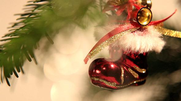 Christmas: Shoe 1
