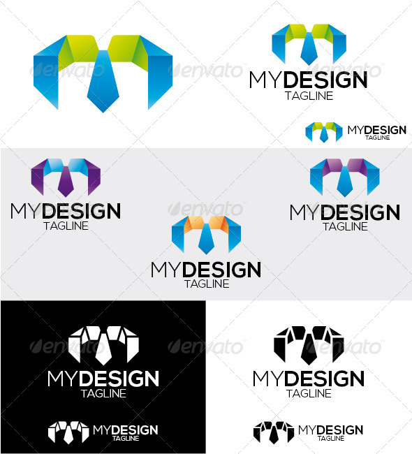 GraphicRiver Mydesign Logo 3285948