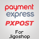 Payment Express (PxPost) Gateway for Jigoshop