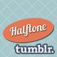 Halftone – Tumblr Theme  Free Download