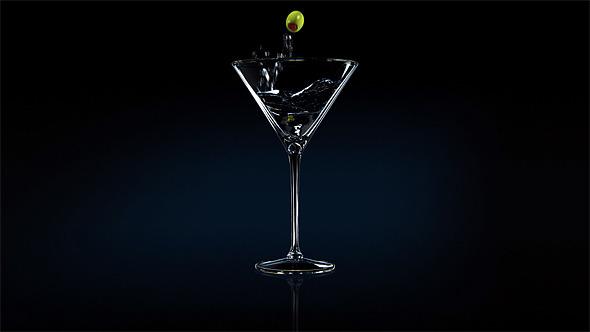 Vodka Martini 3D