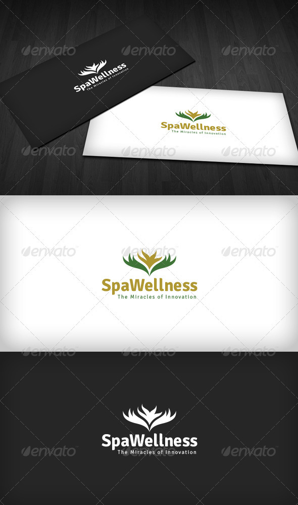 Spa Wellness Logo