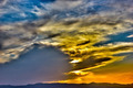 HDR Clouds Sunset - PhotoDune Item for Sale