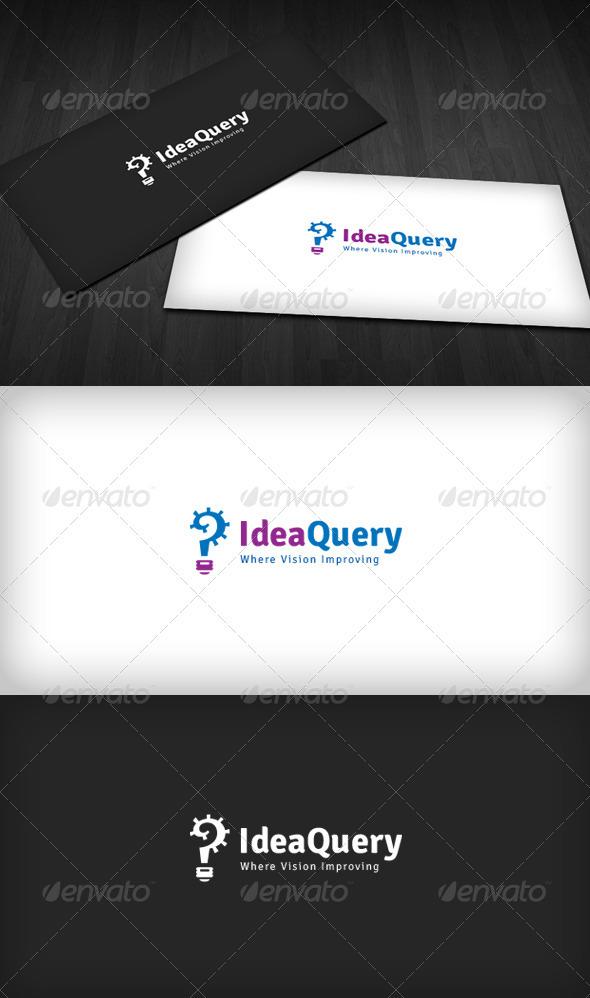 GraphicRiver Idea Query Logo 3286280