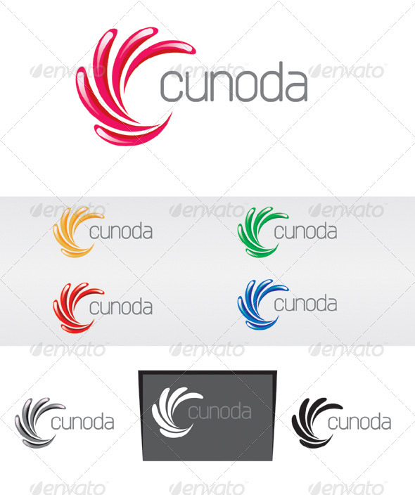 GraphicRiver Company Logo Design 3261414