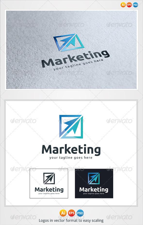 GraphicRiver Marketing Logo 3275758