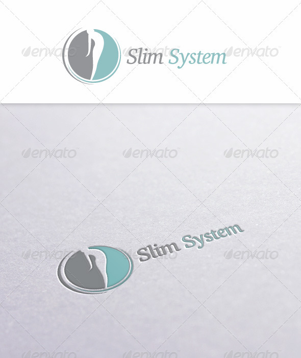 GraphicRiver Slim System 3275619