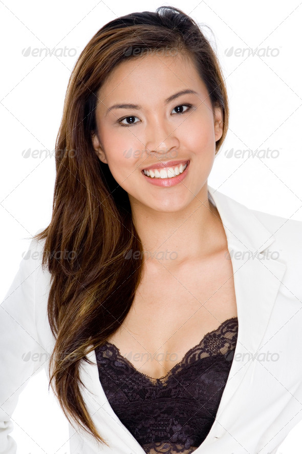 Sexy Businesswoman - Stock Photo - Images