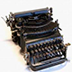 Old Typewriter - AudioJungle Item for Sale