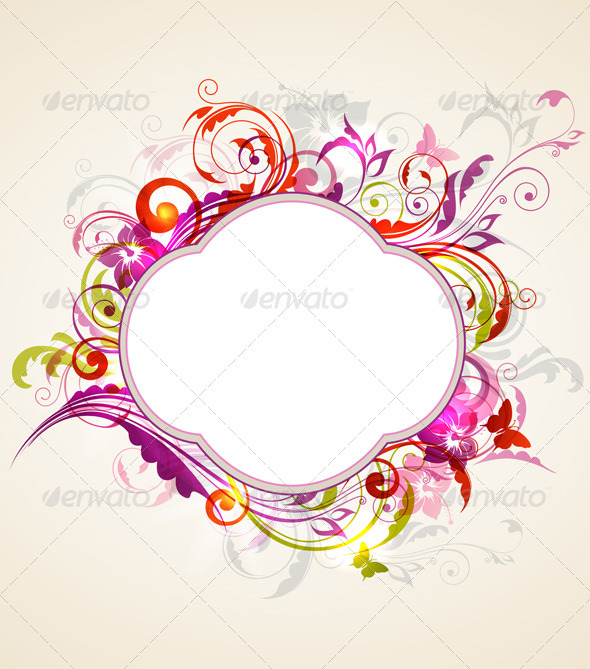 GraphicRiver Label and Ornament 3287863