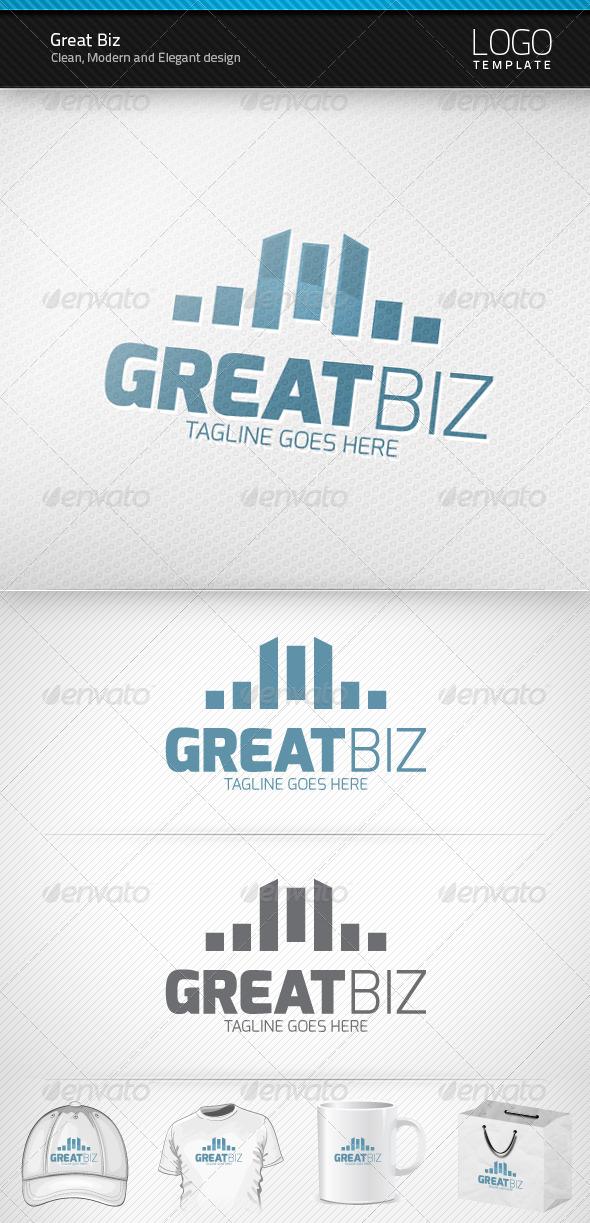 GraphicRiver Great Biz Logo 3288212