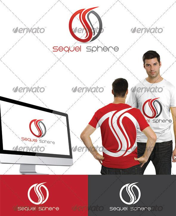 Sequel Sphere - Letters Logo Templates