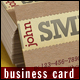 Textured & Letterpress Business Card Template - GraphicRiver Item for Sale