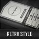 Retro Business Card - GraphicRiver Item for Sale