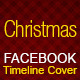 Christmas FB Time Line Cover  - GraphicRiver Item for Sale