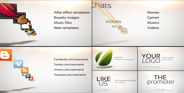 VideoHive The Promoter 3289219