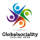 Globalsociality Logo - GraphicRiver Item for Sale