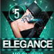 Elegance Flyer Template - GraphicRiver Item for Sale