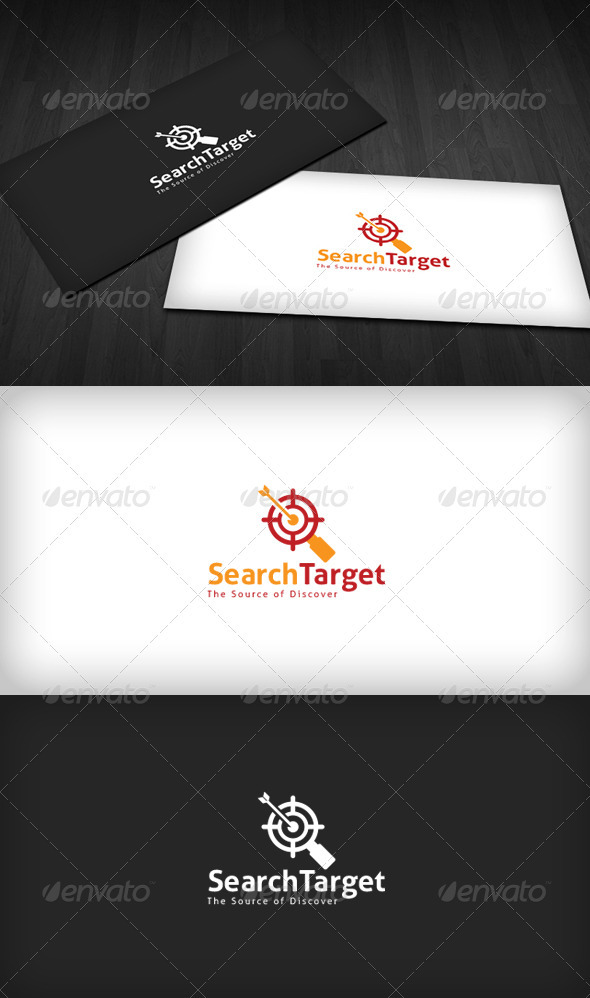 GraphicRiver Search Target Logo 3290273