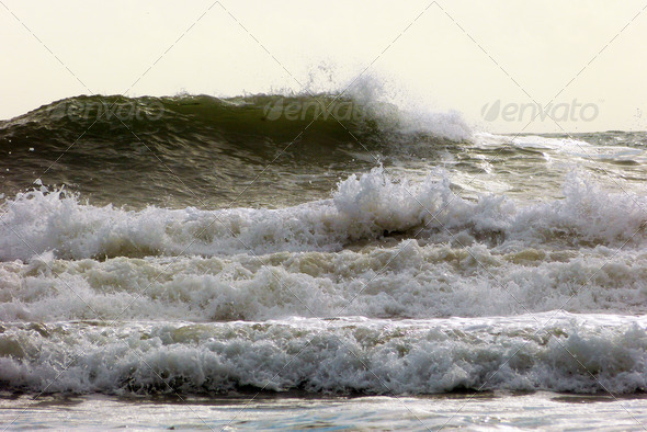 Waves - Stock Photo - Images