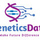 Genetics Data Logo