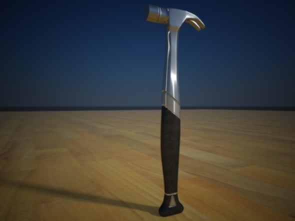 Hammer - 3DOcean Item for Sale
