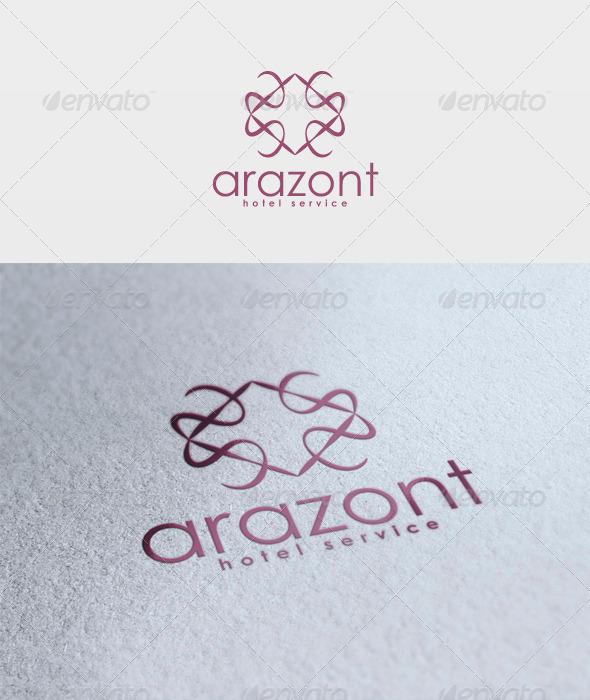 GraphicRiver Arazont Logo 3286102