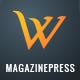 MagazinePress - WordPress Theme With Review System